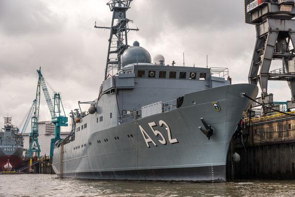 Flottendienstboot OSTE A52
