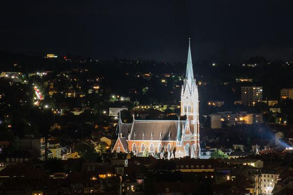 Graz Herz Jesu Kirche in St. Leonhard