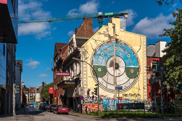 Das Gruenspan ist ein international bekannter Musikclub, Veranstaltungszentrum und Konzerthaus in der Großen Freiheit Nr. 58 in Hamburg-St. Pauli.