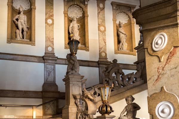 Schloss Mirabell Stiege