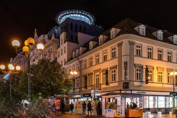 Ein Hotel in Prag