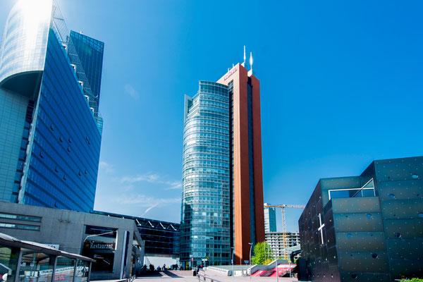 Wien Donaucity Andromeda-Tower