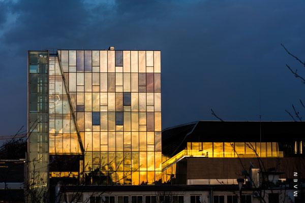 Messecongress und Stadthalle Graz