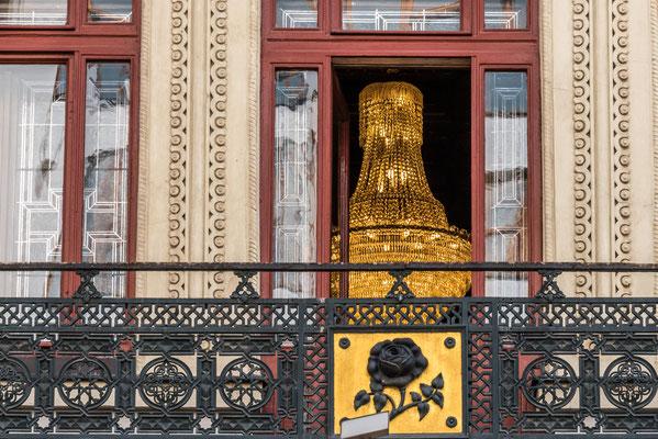 alles Gold in Prag