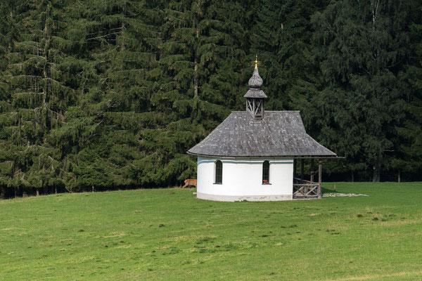 Kapelle im Tierpark