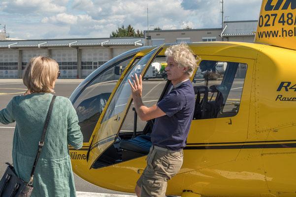 Norbert der Pilot