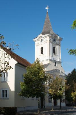 Pfarrkirche Podersdorf am See