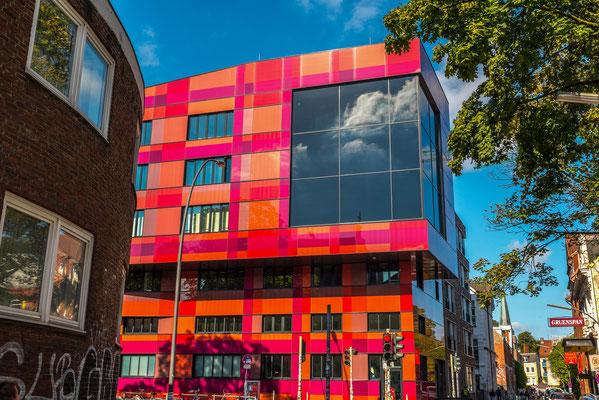 Rotes Gebäude