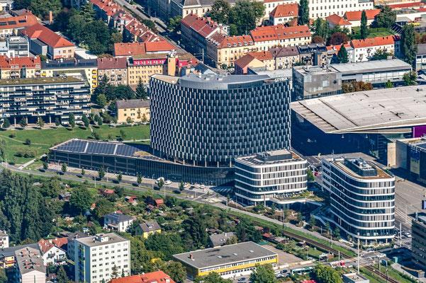 das moderne Styria Haus