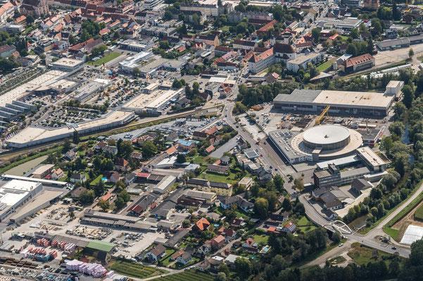 Industriegebiet Gleisdorf
