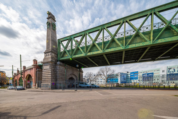 Otto Wagner Brücke