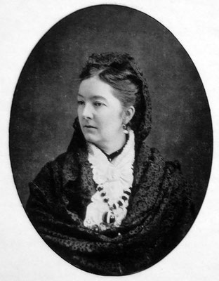 Rosalie Luxmoore (née Carpenter)