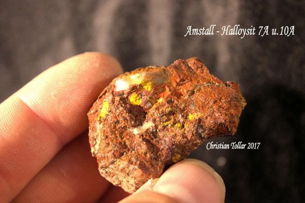 Opal und Halloysit