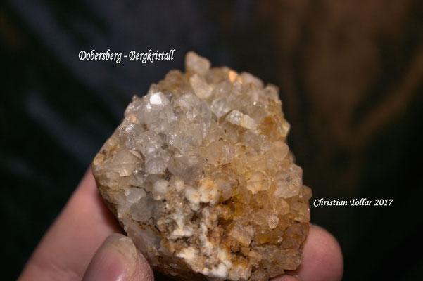 Bergkristall Eigenfund 2017