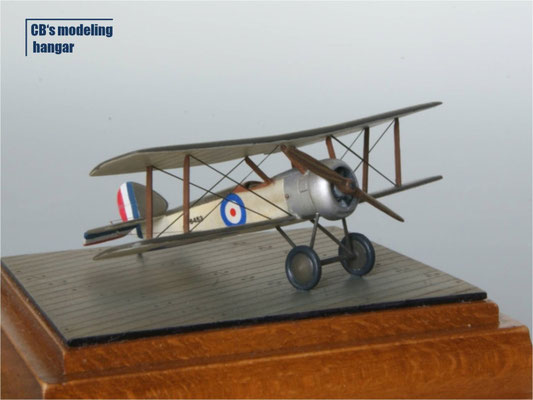 Sopwith Pup 1:144 Valom by Christian Bruer