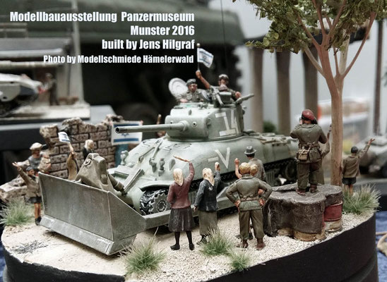 Ausstellung im Panzermuseum Munster 2016 by Dirk Mennigke