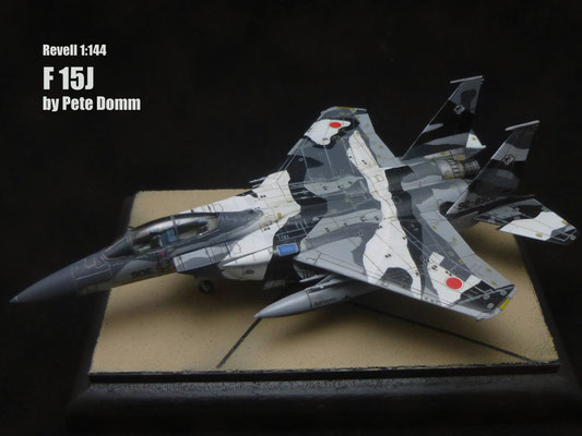 F 15J 1:144 Revell by Pete Domm