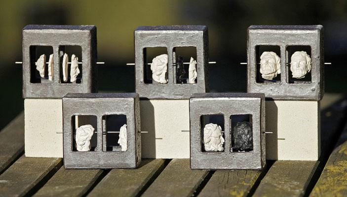 Comme on nous parle. 2 (12x12 cm) (3 blocs disponibles)