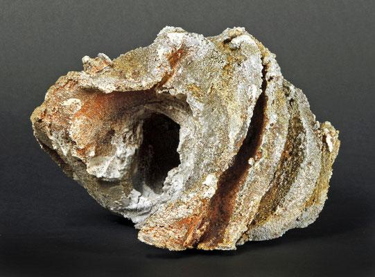 La grotte. 26x26x20 cm (vendu)
