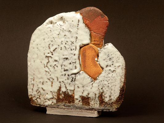 Forme des pierres - 30 x 30 cm (disponible)