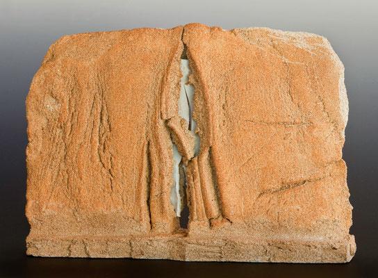 Cathédrale - 50 x 50 cm (vendu)