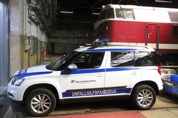 Fahrzeugbeschriftung für DIE LÄNDERBAHN