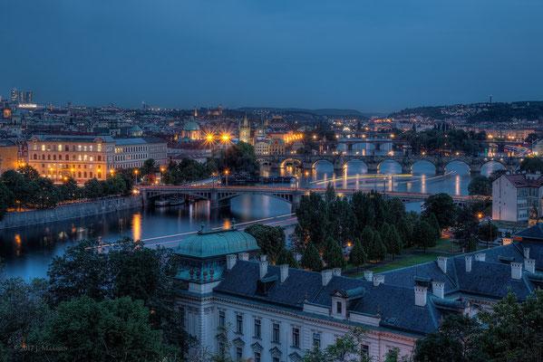 Bruggen van Praag - Bridges of Prague.