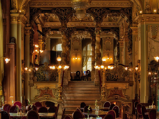 New York Café in Budapest - New York Café at Budapest.