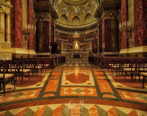 Sint-Stefanusbasiliek - St. Stephens Basilica.
