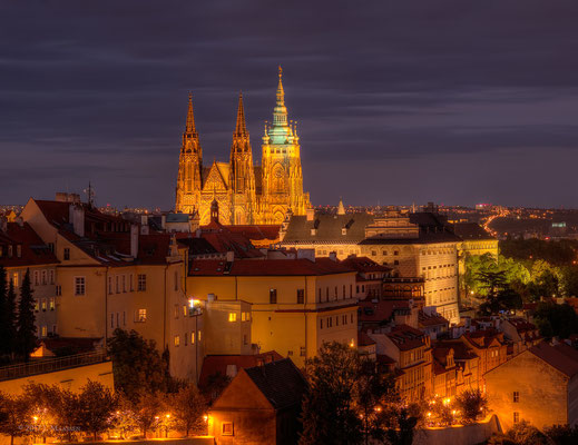 St. Vituskathedraal - St. Vitus Cathedral.