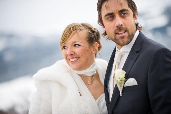 Winter Hochzeit Rüschegg