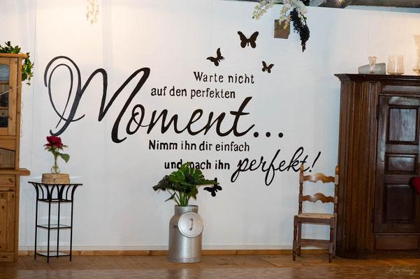 """Hochzeit """"Im Speck"""", Höfen"""