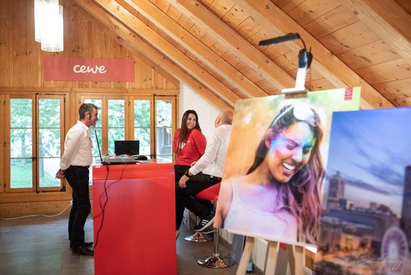 Beratung bei CEWE Schweiz