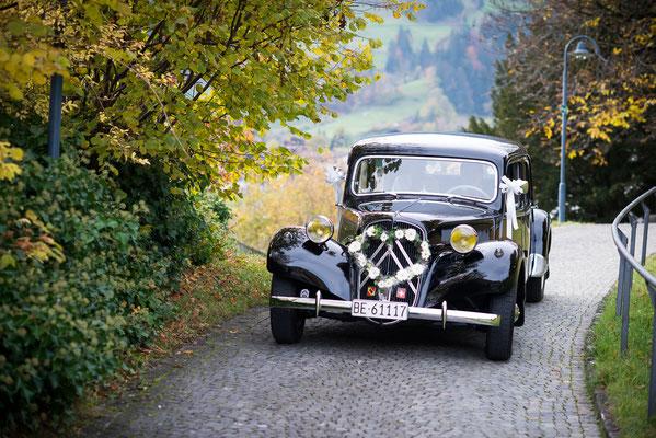 Hochzeit Berner Oberland