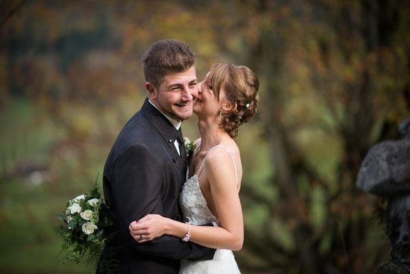 Brautpaarshooting Frutigen