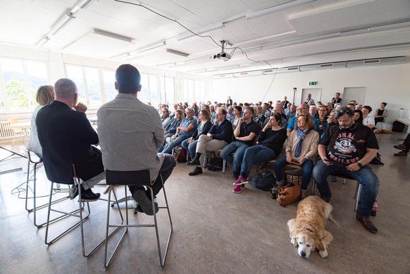 Photo Münsingen 2019, Podiumsgespräch