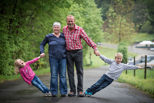 Familienshooting in Schwarzenburg