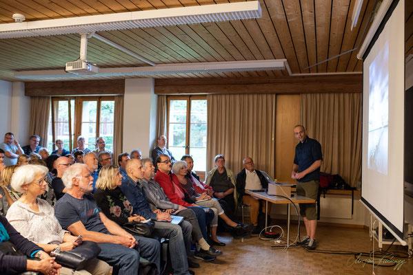 """Vortrag """"Langzeitbelichtung am Tag"""" mit Philipp Dubs"""