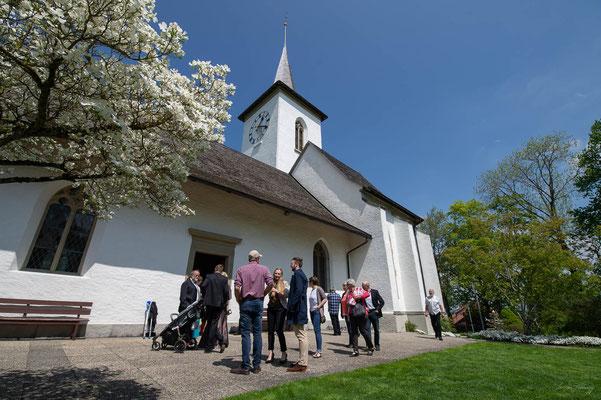 Kirche Wahlern, Schwarzenburg