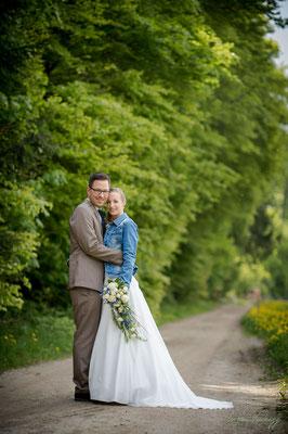 Hochzeit in Heitenried