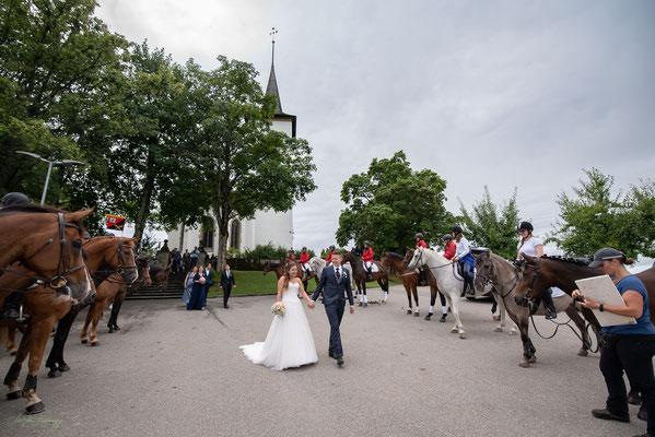 Hochzeit Kirche Wahlern Schwarzenburg