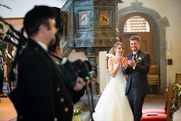 Hochzeit Kirche Frutigen