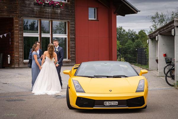 Hochzeitsapero Pöschen Schwarzenburg