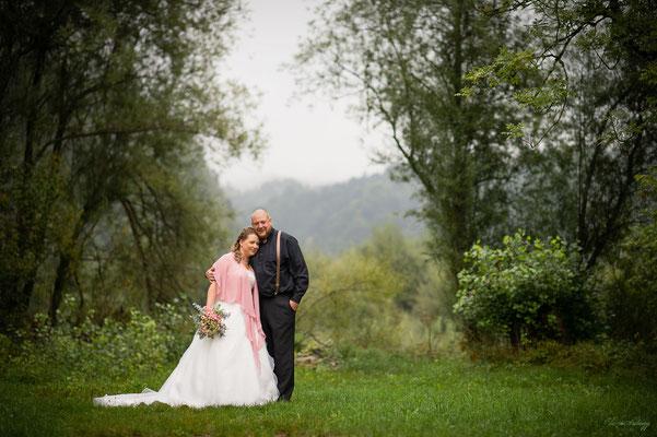 Brautpaarshooting Region Gantrisch