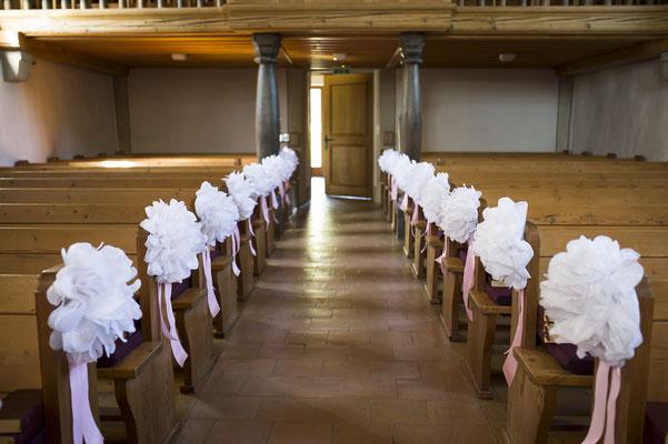 Hochzeit Kirche Leissigen