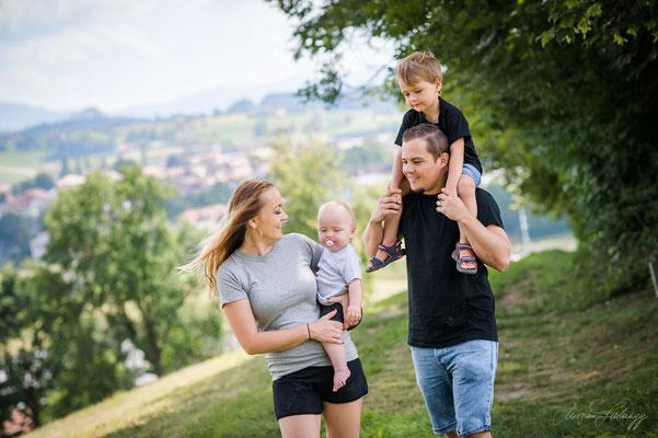 Familienshooting Schwarzenburg