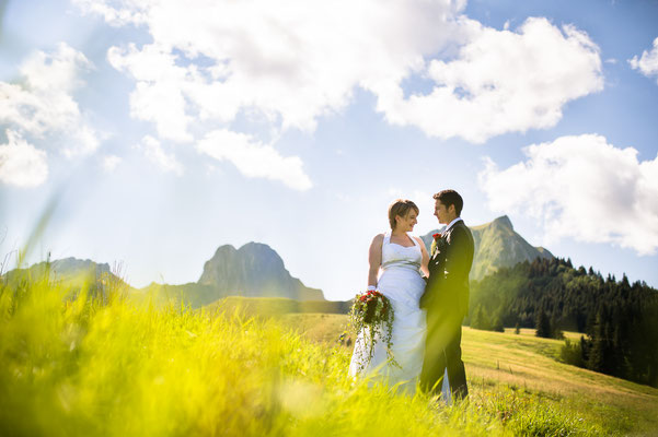 Hochzeit Gantrisch