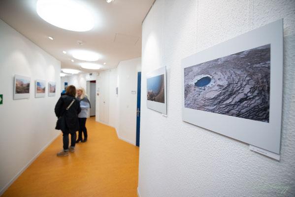 """Fotoausstellung """"Faszination Island"""" von Ueli Bühler"""