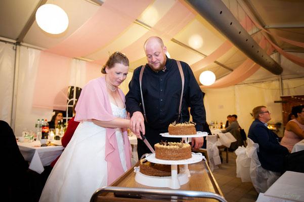 Hochzeitstorte: Angel's Krümelei, St.Silvester
