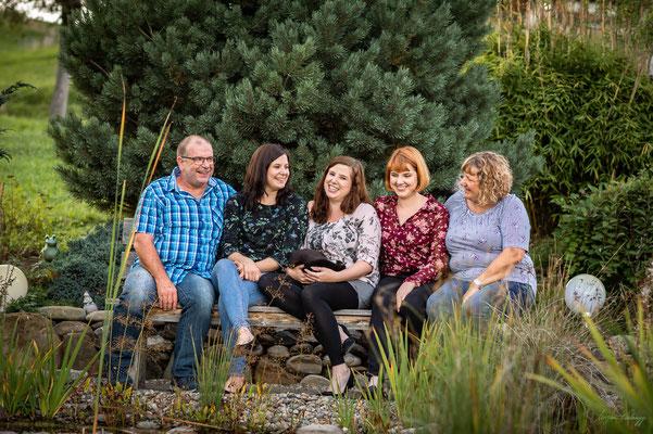 Familienfotoshooting in der Region Schwarzenburg